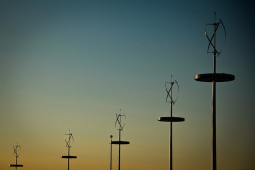 Vertical Axis Wind Turbines - Conserve Energy Future