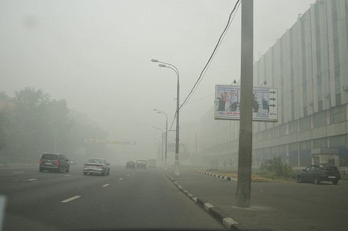 Smog_Moscow