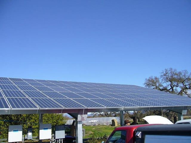 Solar Panels at Home