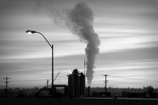 Causes, Effects and Solutions of Air Pollution