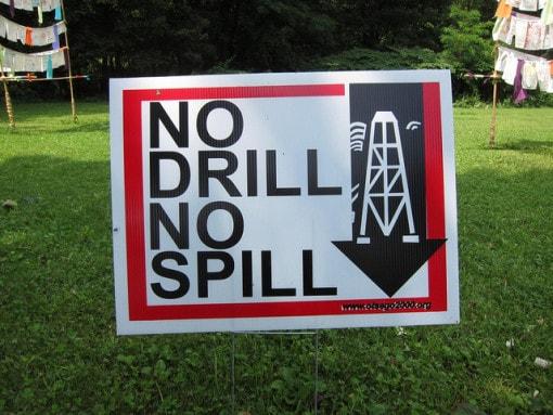No Drill No Spill