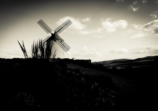 windmills-in-Don-Quixot