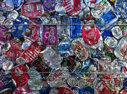 baled-aluminum-cans