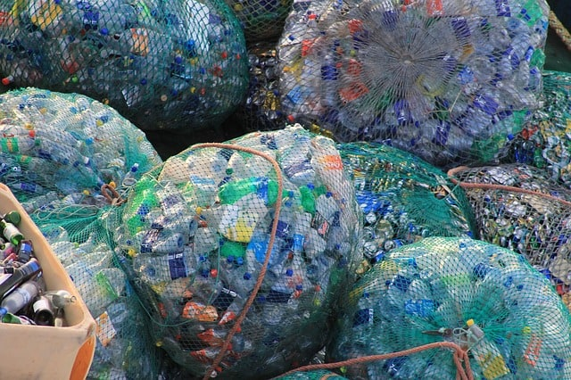 plastic-bottles-garbage-network-recycling