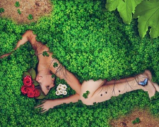 woman-nature-environment-young