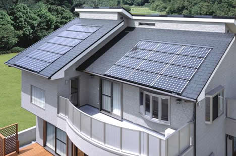 How Solar Electricity Is Produced From Solar Energy Using Solar Panels - How-to-use-solar-power-in-your-home
