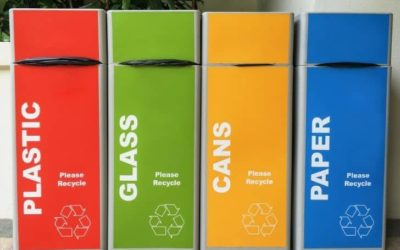 Recycle Bins: Types, Colors and How it Helps the Environment