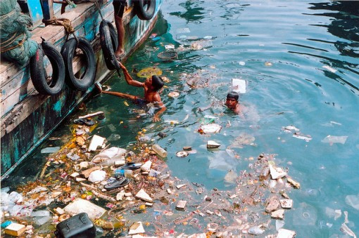 essay about water pollution in india