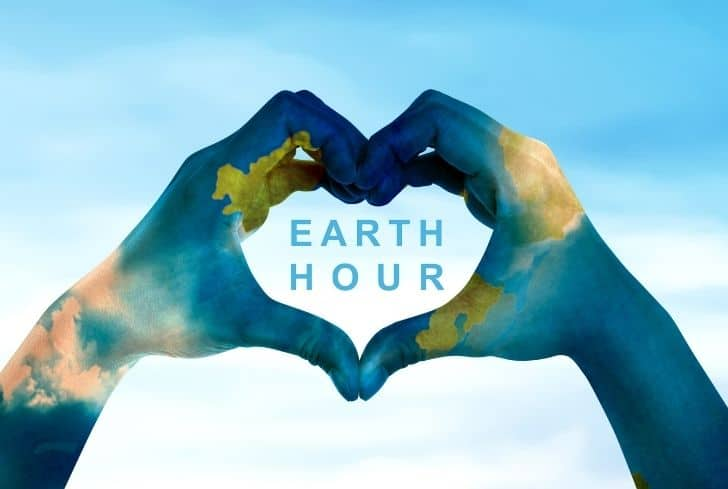 earth-hour-concept