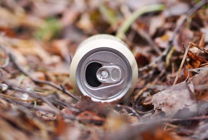 aluminum-can-litter