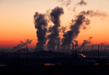 industry-sunrise-sky-air-pollution