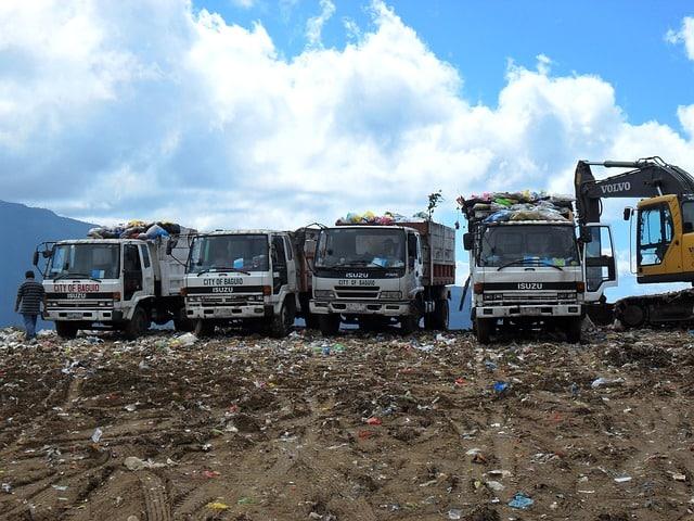 garbage-dump-trucks-site-waste-landfills