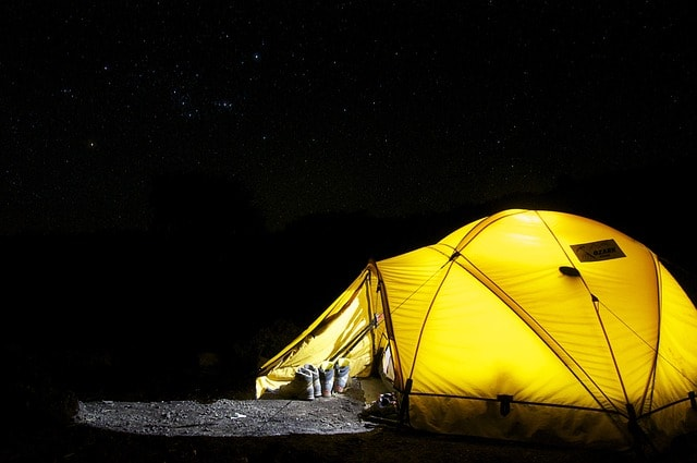 13 Impressive Tips for Going Green While Camping - Conserve Energy ...