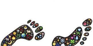 footprints-human-nature-natural