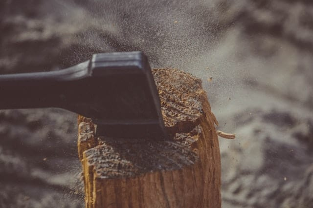 action-axe-blur-chop-tree-logging