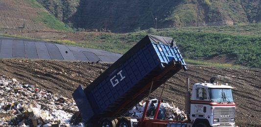 dump-truck-landfill-disposal