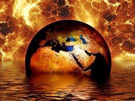 earth-globe-water-fire-flame