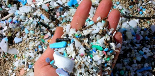 plastics-beach