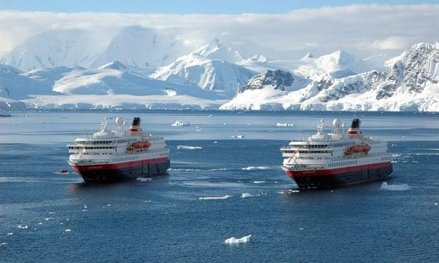 Hurtigruten-cruise