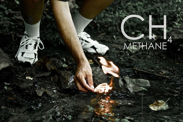 methane-CH4