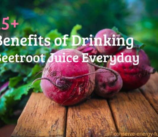 Benefits of drinking beetroot juice