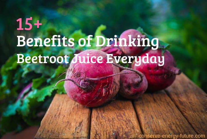 Benefits of drinking beetroot juice