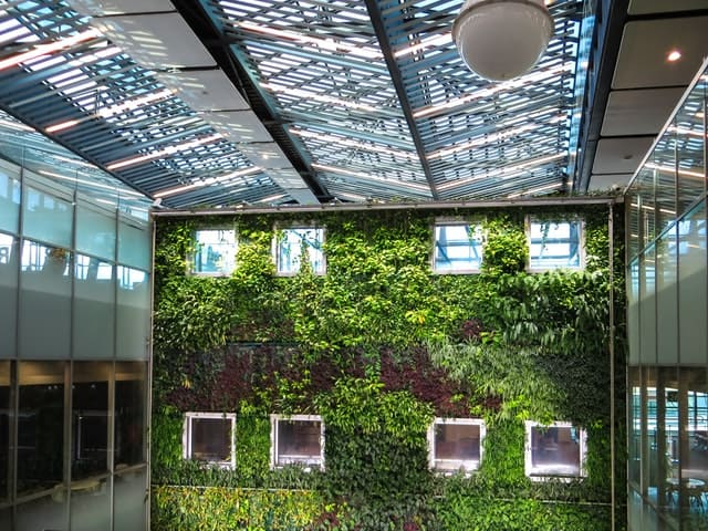 green building improve employee health