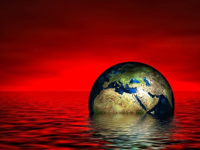 earth-globe-water-wave-global-warming