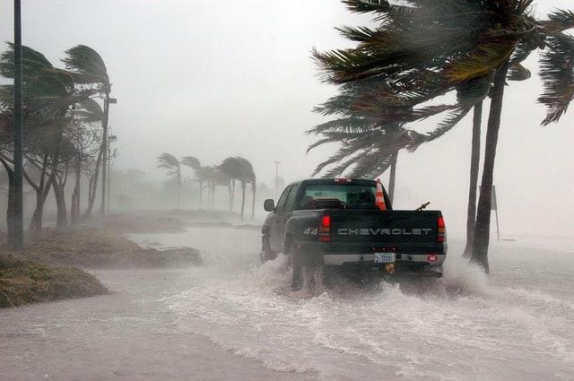 key west florida hurricane dennis