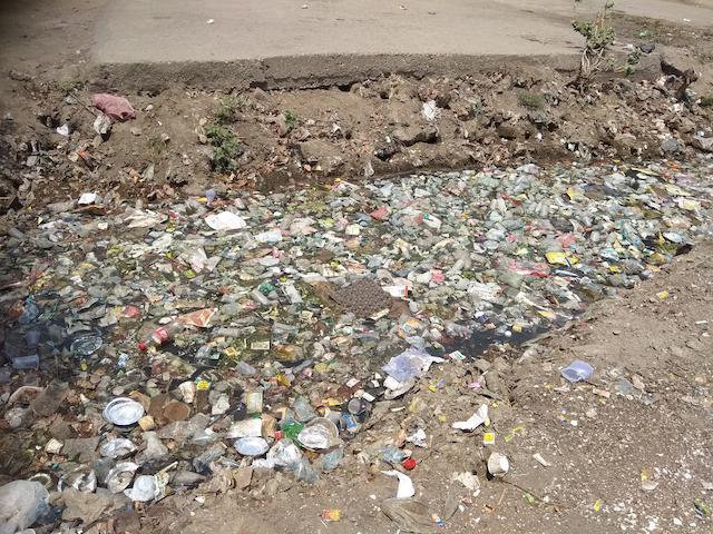 open drain in India