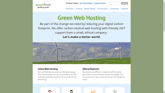 15 Best Green Web Hosting Companies of 2019 - Conserve