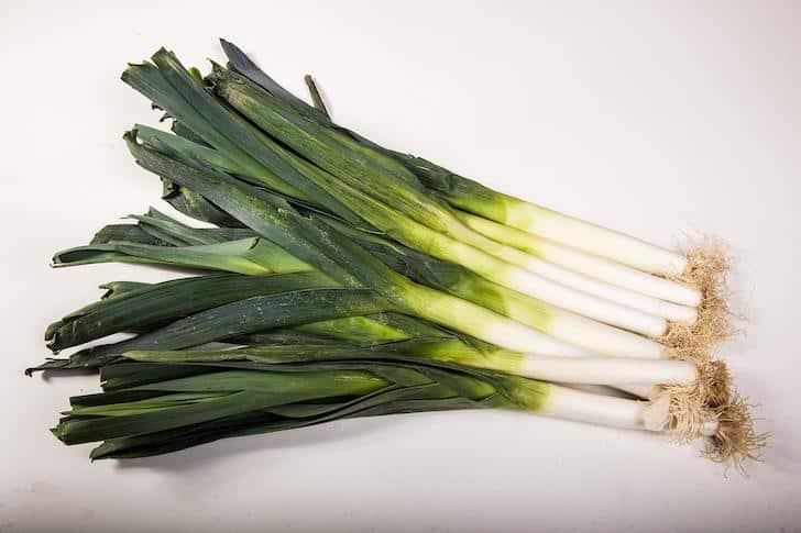 leek-vegetables