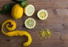 Lemon-Peel