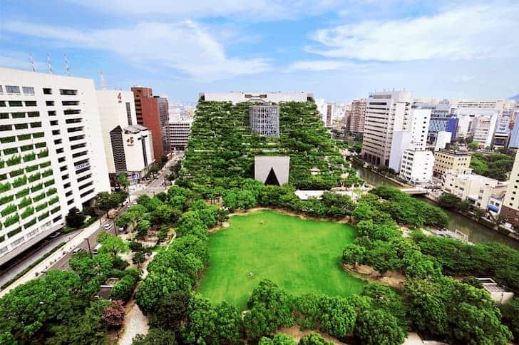 Fukuoka Prefectural International Hall, Japan