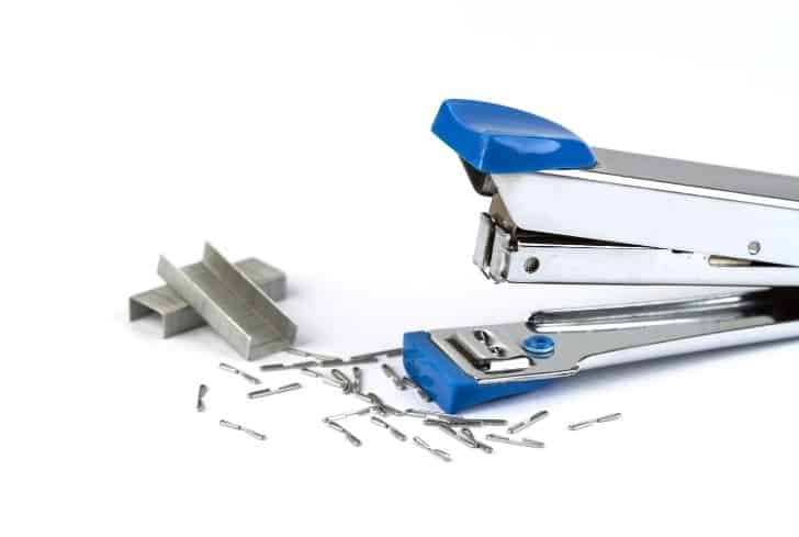 stapler-with-staples