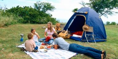 camping-with-family