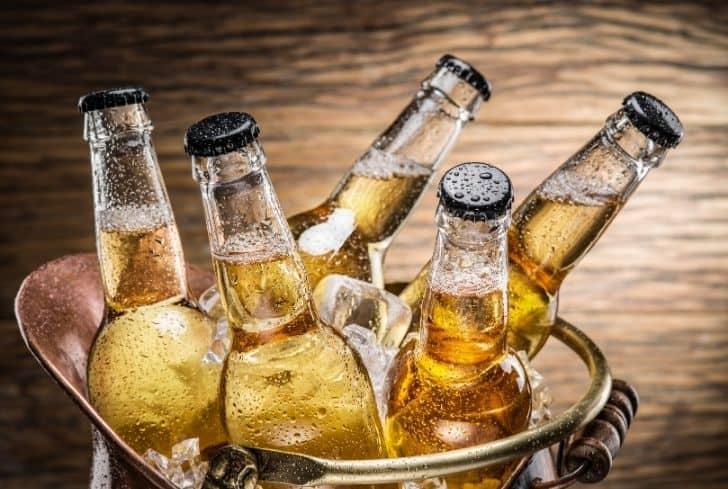 cold-bottles-of-beer-in-bucket