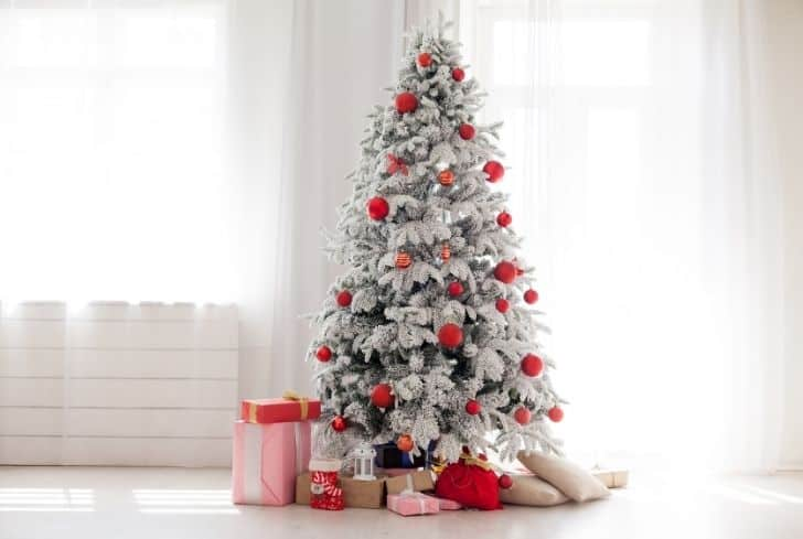 artificial-decorated-christmas-tree
