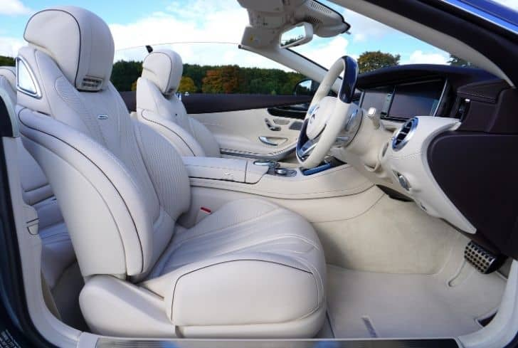 white-leather-car-seat