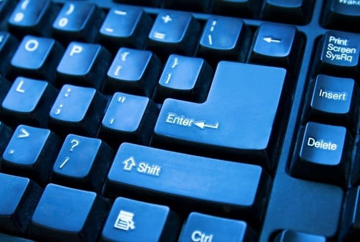 business-keyboard