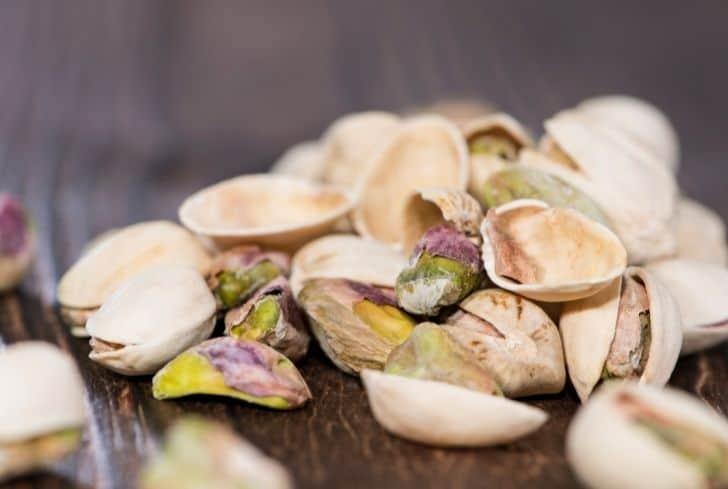 Pistachio-Shells