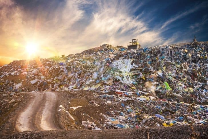 garbage-pile-at-landfill-site