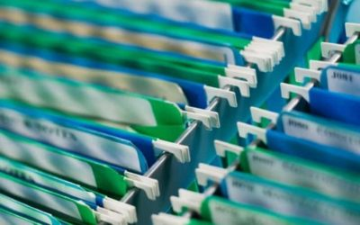 Can You Recycle Hanging File Folders?