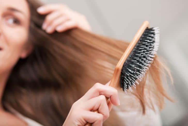 women-using-hair-brush